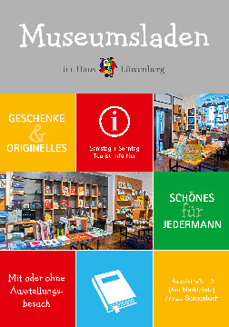 Museumsladen Haus Löwenberg - Kurverwaltung Gengenbach Logo